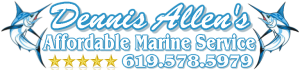 Dennis Allens Affordable Marine Logo cr 768-178